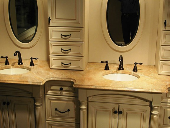 Custom Bathroom vanity